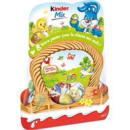 Kinder Chasse aux œufs Mix la boite de 150 g