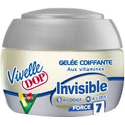 Gelée coiffante vitamines invisible au doigt à l'œil...