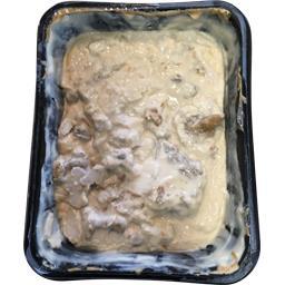 Blanquette de veau la barquette de 1 kg