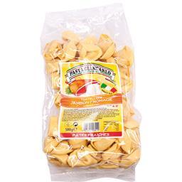 Tortelloni jambon fromage