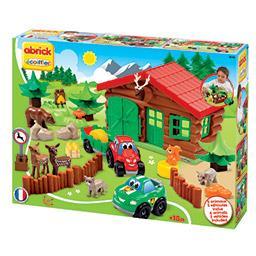Abrick - Maison forestière