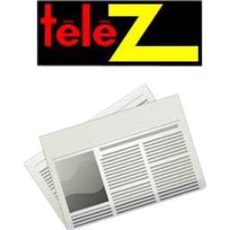 Télé z 100 chaines, votre magazine télé
