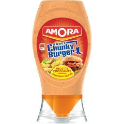 Sauce Chunky Burger