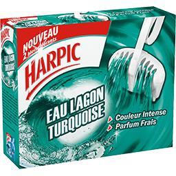Bloc cuvette eau Lagon Turquoise