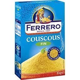 Ferrero Couscous Ferrero Couscous fin Le paquet d'1kg