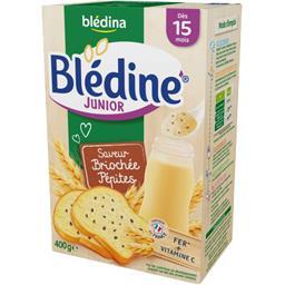 Blédine Junior - Céréales briochée pépites, dès 15 m...