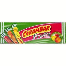 Fruits, bonbons aux arômes naturels de fruits x200