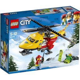 City - L'Hélicoptère-ambulance 5-12
