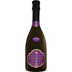 G.H. Martel & Co Champagne brut premier cru la bouteille de 750 ml