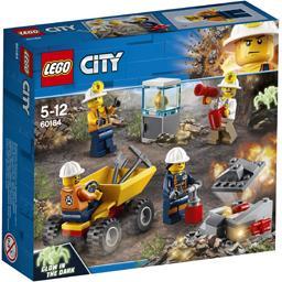 City - L'Equipe minière 5-12