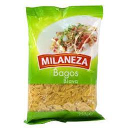 Milaneza Milaneza Pâtes Bagos Biava le paquet de 250 g