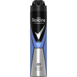 Rexona Rexona MenAnti-transpirant protection 48h, 0% alcool, Cobalt la bombe de 200ml