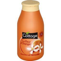 Gel douche lait Sensuelle La Fleur d'Oranger