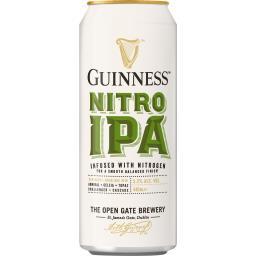 Guinness Bière Nitro IPA la canette de 440 ml