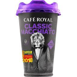 Café Royal Café Royal Boisson Classic Macchiato le pot de 230 ml