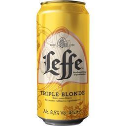 Bière Triple Blonde non filtrée
