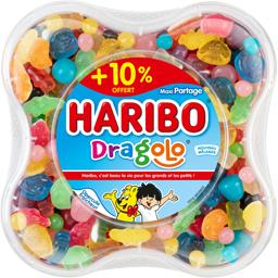 Haribo Assortiment de bonbons Dragolo