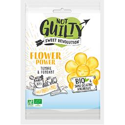 Bonbons Flower Power goût fruits & miel BIO