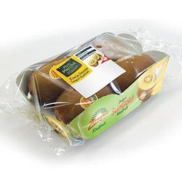 Mon Marché Plaisir Kiwis jaunes SUNGOLD La barquette de 4 fruits, environ 400g