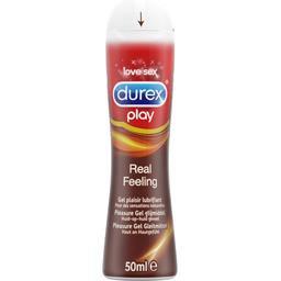 Play - Gel plaisir lubrifiant Real Feeling