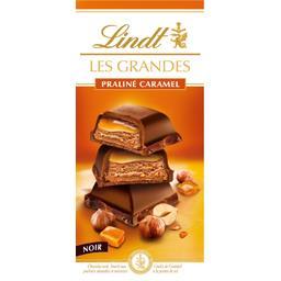Chocolat noir praliné caramel