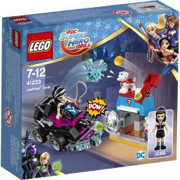 DC Super Héro Girls - Le Tank de Lashina