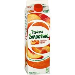 Smoothie fruits mixés