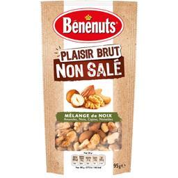 Plaisir Brut - Mélange de noix non salé