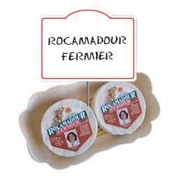 Rocamadour fermier AOP 20% de MG