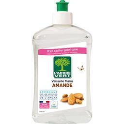 Liquide vaisselle & mains concentré amande