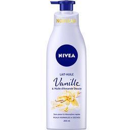 Lait-huile vanille & huile d'amande douce