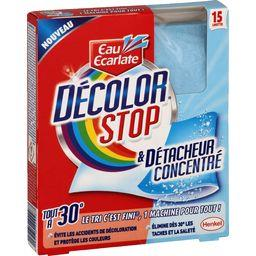 Décolor Stop - Lingettes anti-décoloration et détacheur Tout à 30°C