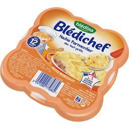 Blédichef - Hachis parmentier des tout-petits, dès 1...