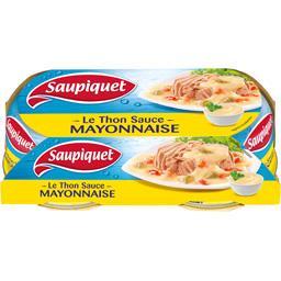 Thon sauce mayonnaise