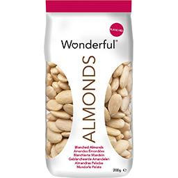 Wonderful Amandes émondées