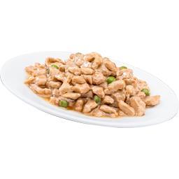 Filet en sauce pour chats stérilisés poulet saumon &...