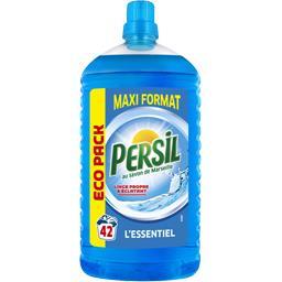 Persil Lessive liquide L'Essentiel au savon de Marseille le bidon de 2,94 l