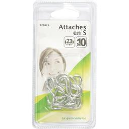 Attaches en S 23mm