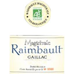 Gaillac Magistrale BIO, vin rouge