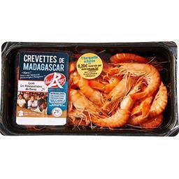 Crevettes cuites et réfrigérées, 40/60 madagascar