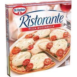 Dr. Oetker Dr. Oetker Ristorante - Pizza Mozzarella la pizza de 335 g