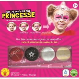 Palette de maquillage fille