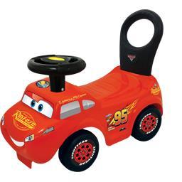 Porteur Flash McQueen Lights N' Sounds Activity Race...