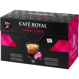 Capsules de café Lungo Forte