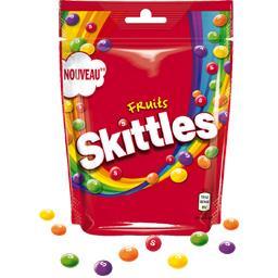 Bonbons goûts fruits