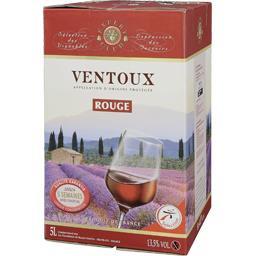 Expert Club Ventoux, vin rouge la fontaine de 5 l