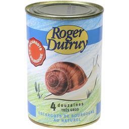 Escargots de Bourgogne très gros Roger Dutruy