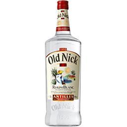 Old Nick Rhum blanc traditionnel des Antilles
