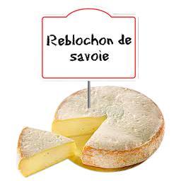 Reblochon de Savoie 27% de MG