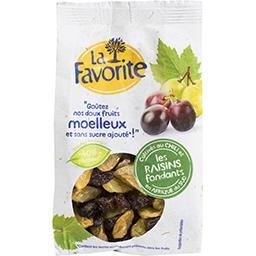 La Favorite La Favorite Les Raisins moelleux le sachet de 250 g
